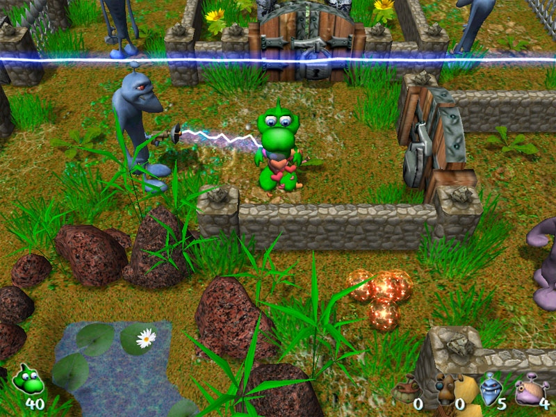 Dino and Aliens - download dinosaur games, very high quality dinosaur children game, the best ...